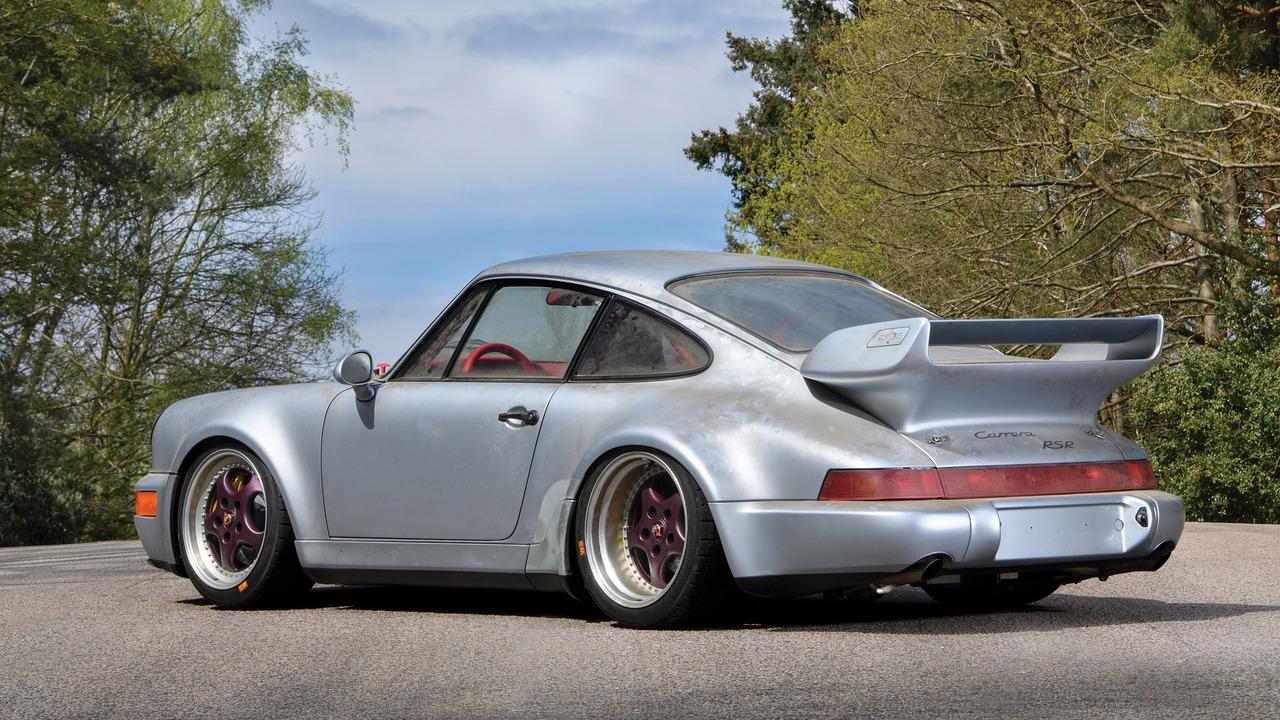 Porsche RSR Barn FInd