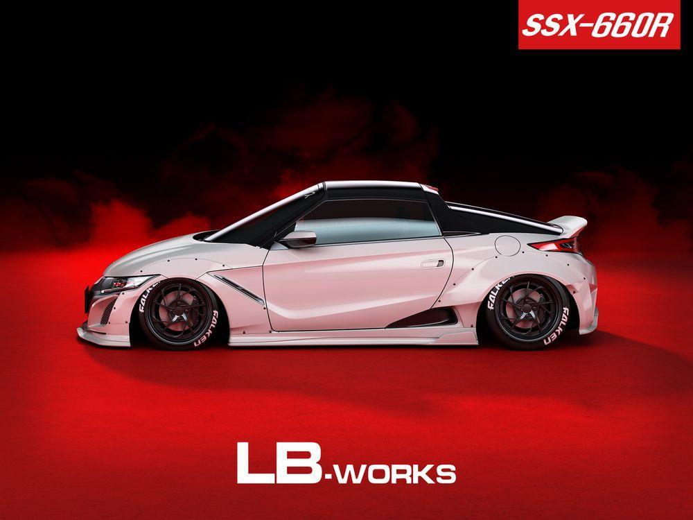 LB Works Honda