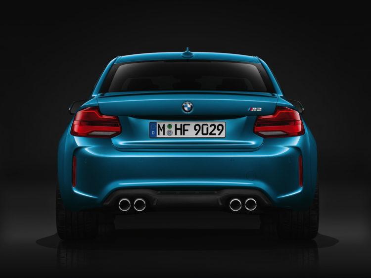 BMW M2 Facelift